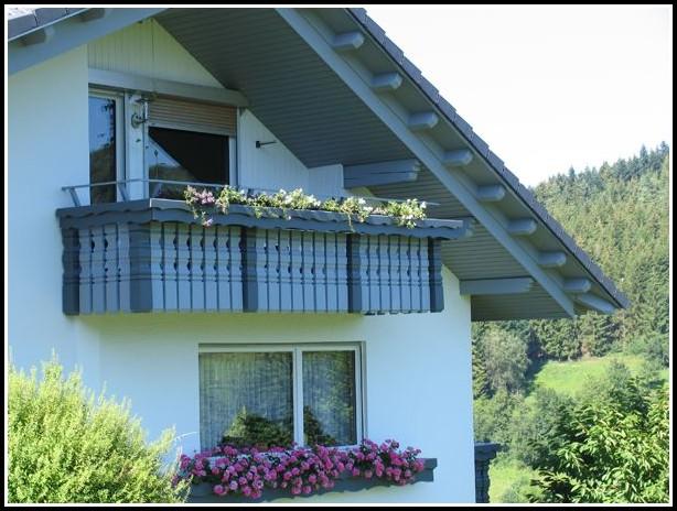 Balkone Und Terrassenbeläge Aus Holz