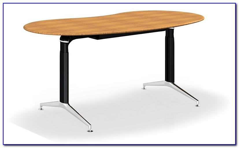 Bambus Schreibtisch Ikea