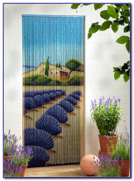 Bambus Vorhang Afrika