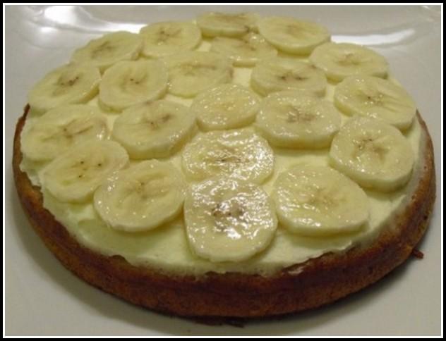 Bananen Kuchen Rezept Einfach