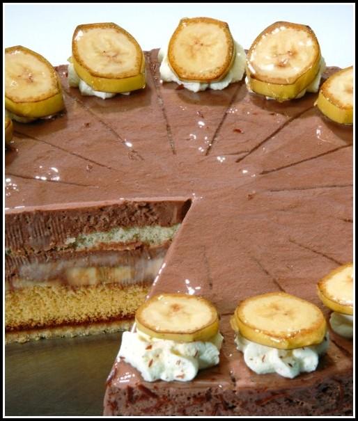 Bananen Nuss Kuchen Ohne Zucker