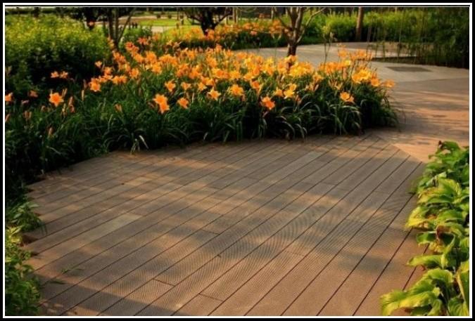 Bangkirai Terrasse Pflege
