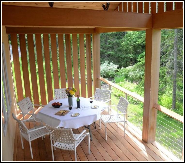Bauanleitung Balkon Aus Holz
