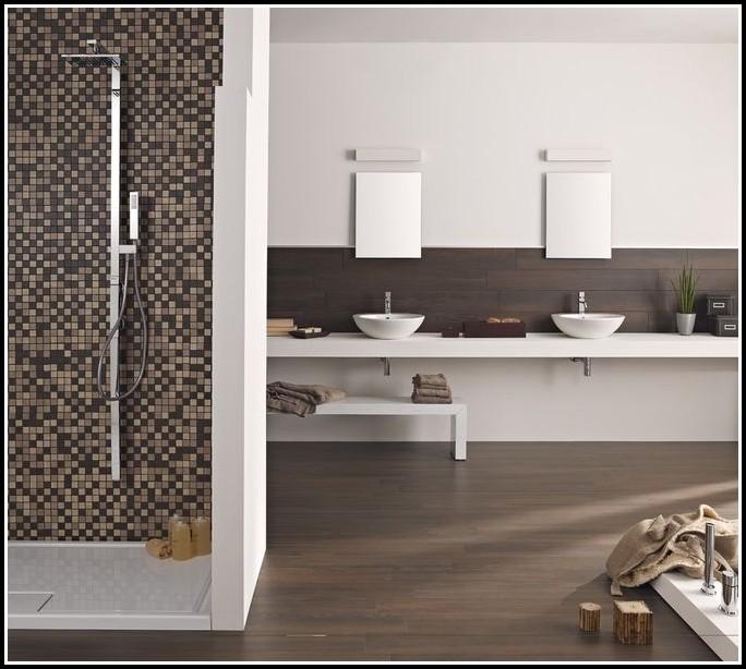 Bauhaus Bad Fliesen Mosaik