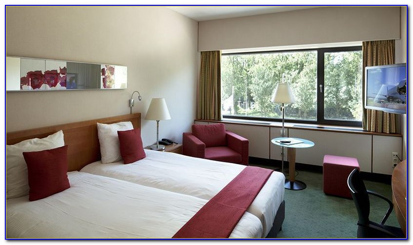 Bel Air Hotel Den Haag Zwembad