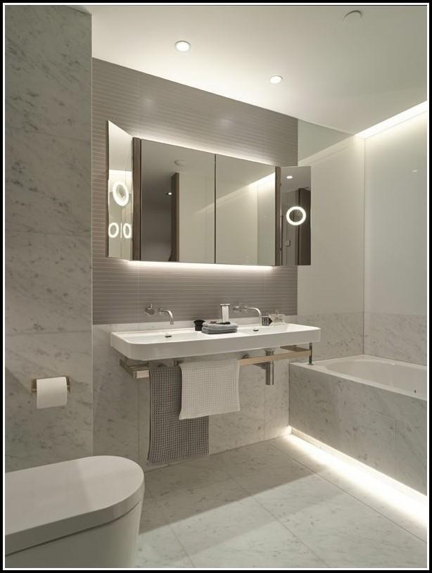 Beleuchtung Badezimmer Led