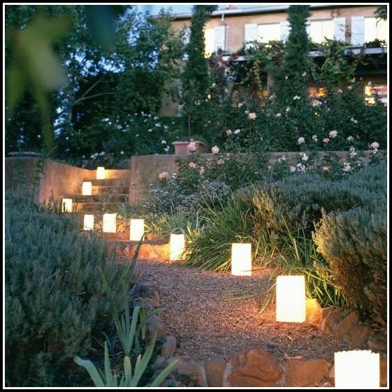 Beleuchtung Für Gartenhaus