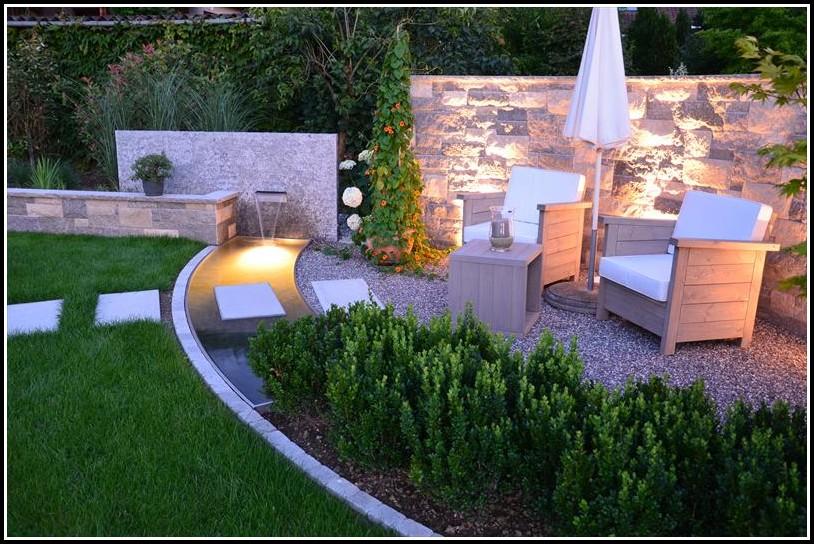Beleuchtung Im Garten Planen