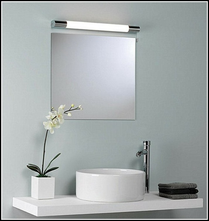 Beleuchtung Spiegel Badezimmer
