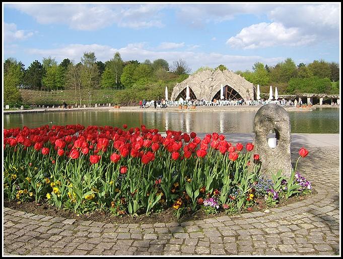 Berlin Britzer Garten Lageplan