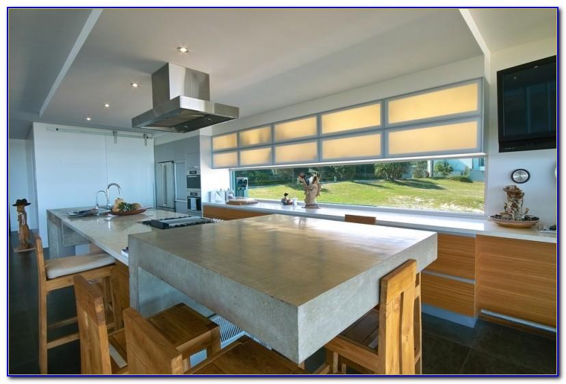 Beton Arbeitsplatten Küche