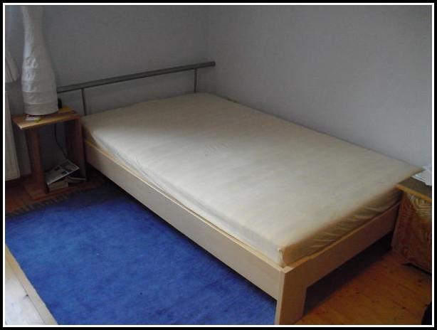 Bett 120 X 200 Weiß