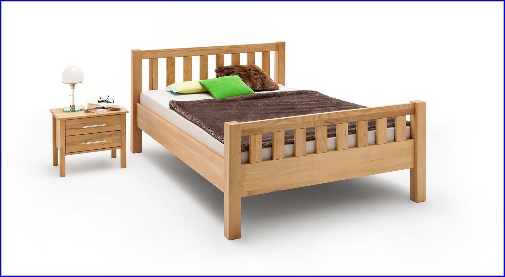 Bett 120×200 Extra Hoch