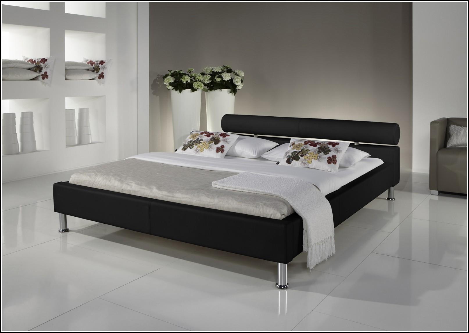 Bett 120×200 Nussbaum