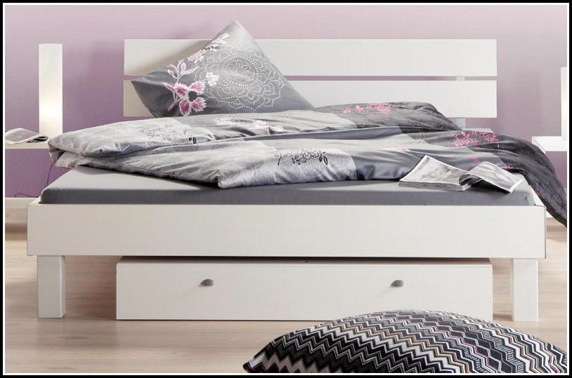 Bett 120×200 Weiß Mit Matratze