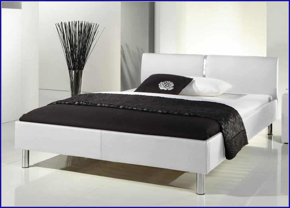 Bett 140×200 Holz Natur