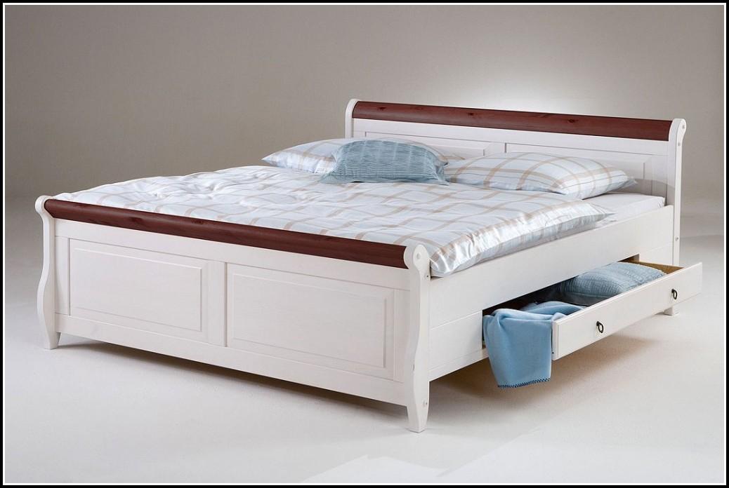 Bett 140×200 Kiefer