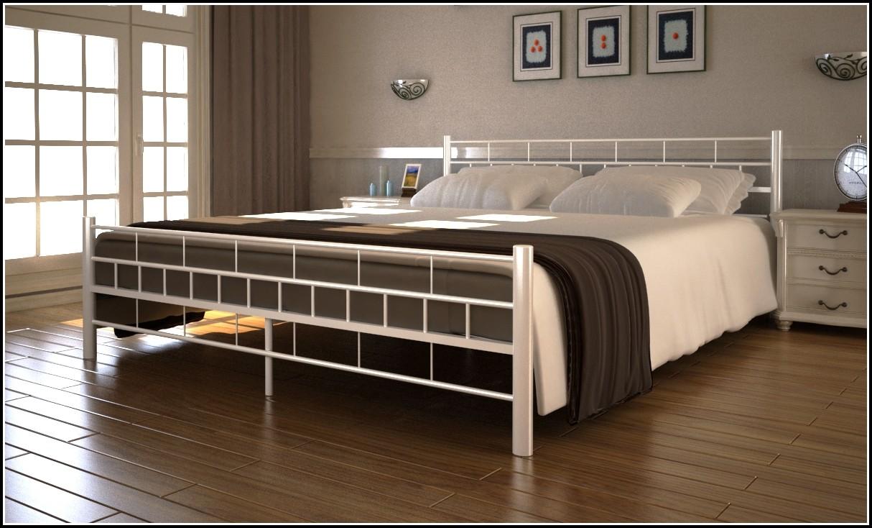 Bett 140×200 Lattenrost Matratze