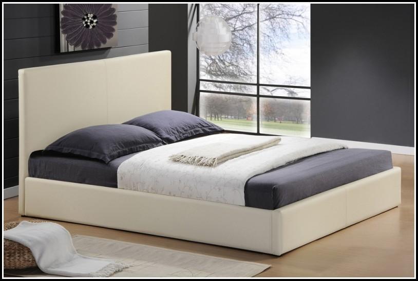 Bett 140×200 Weiß Ikea
