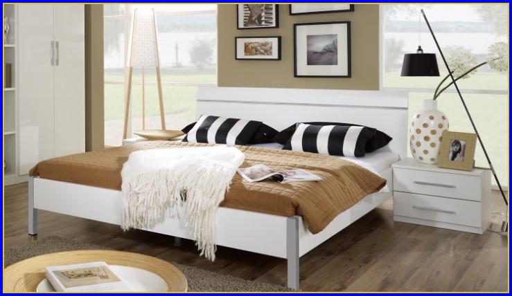 Bett 160 Cm Breit Weiß