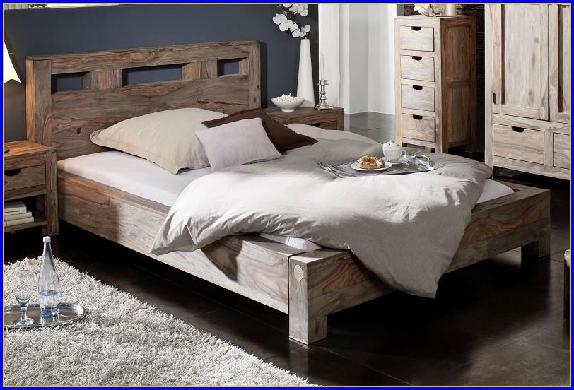 Bett 160x200 Holz Gebraucht