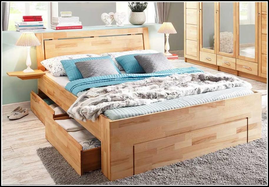 Bett 160x200 Mit 2 Matratzen