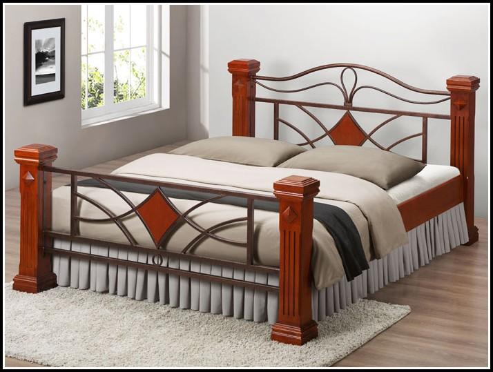 Bett 180×200 2 Lattenroste