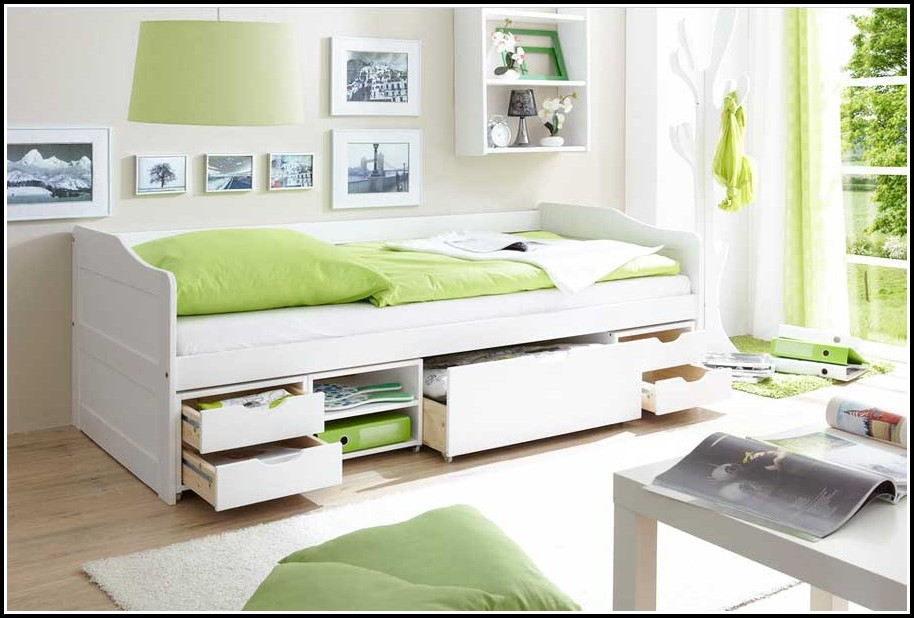 Bett 180×200 Inkl Matratze Und Lattenrost