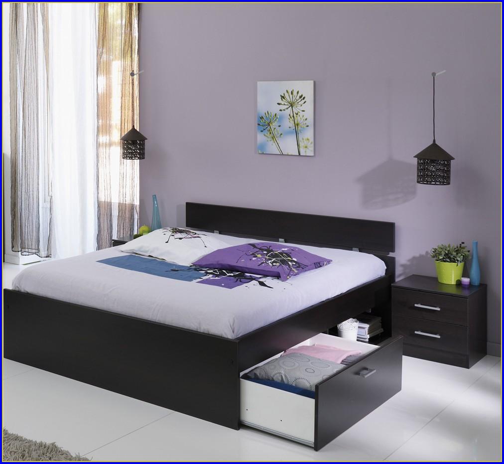 Bett 180×200 Mit Nachttisch