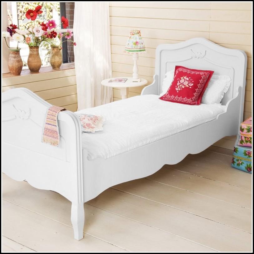 Bett 200 X 200 Weiß