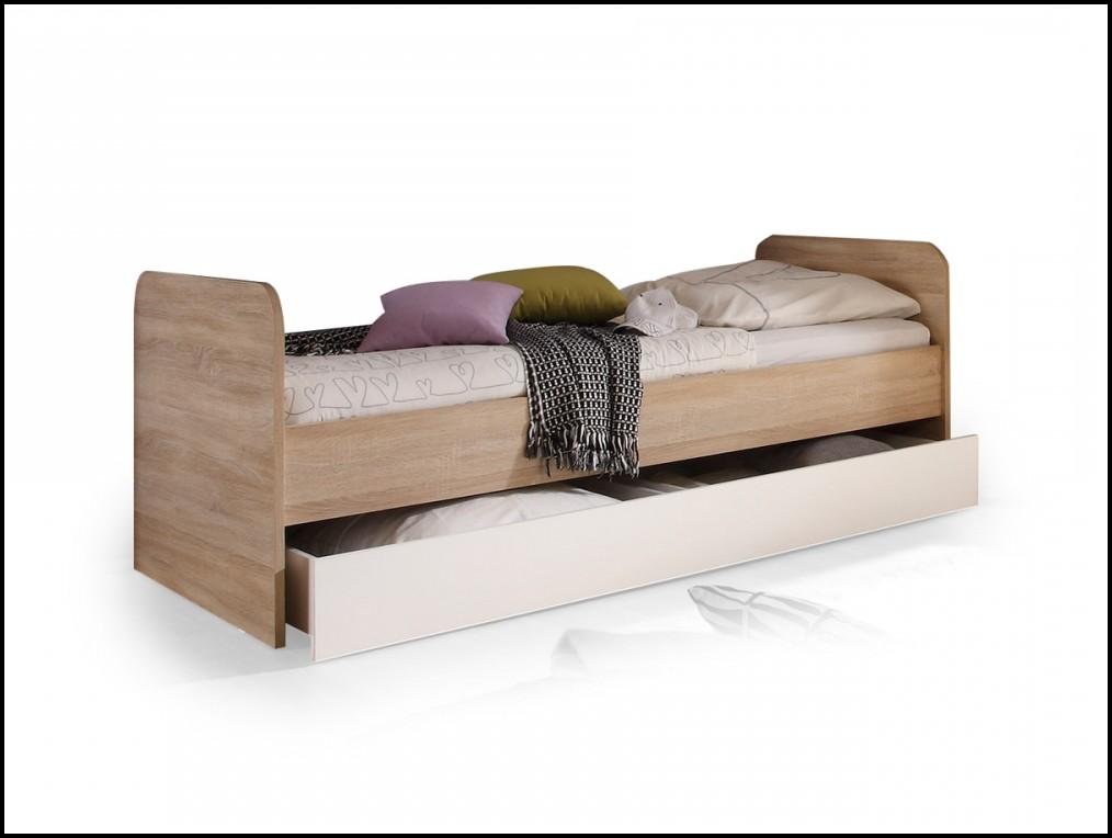 Bett 90 X 200 Weiss