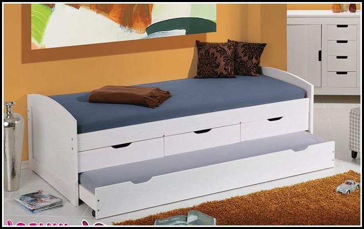 Bett 90×200 Holz
