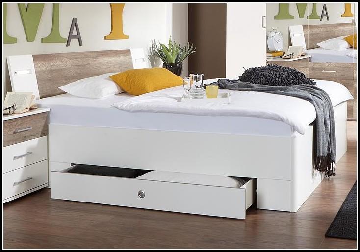 Bett 90×200 Weiß Landhaus Odette