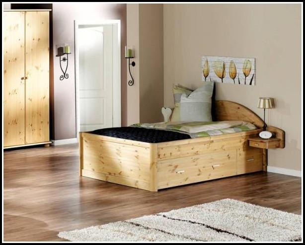Bett Dänisches Bettenlager Weiß