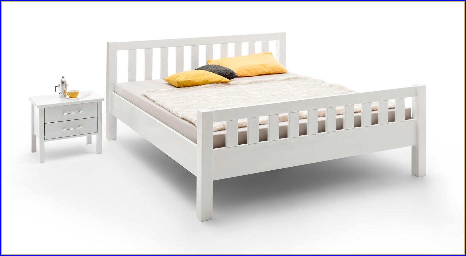 Bett Extra Hoch