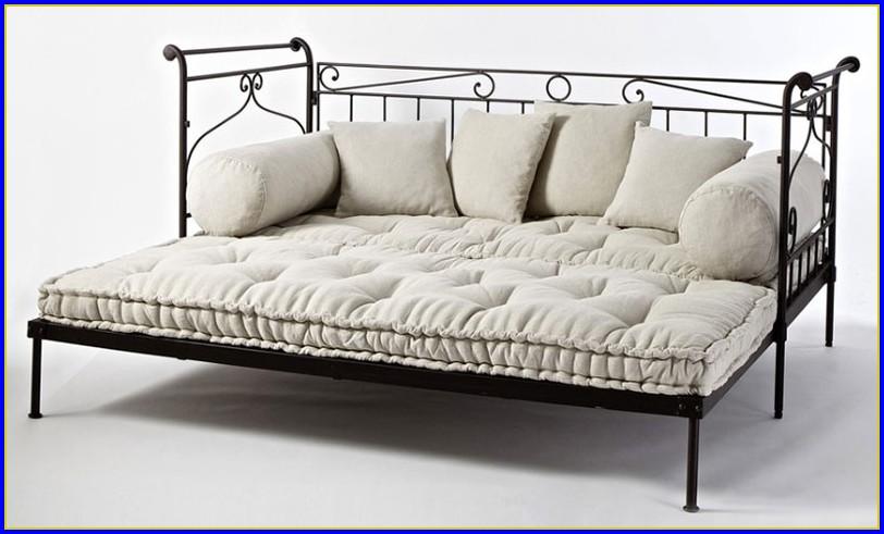 Bett Im Sofa Umwandeln Kissen