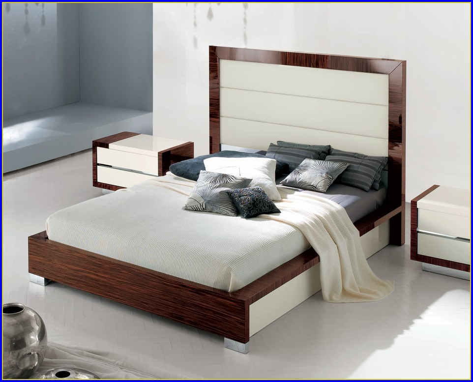 Bett King Size Größe