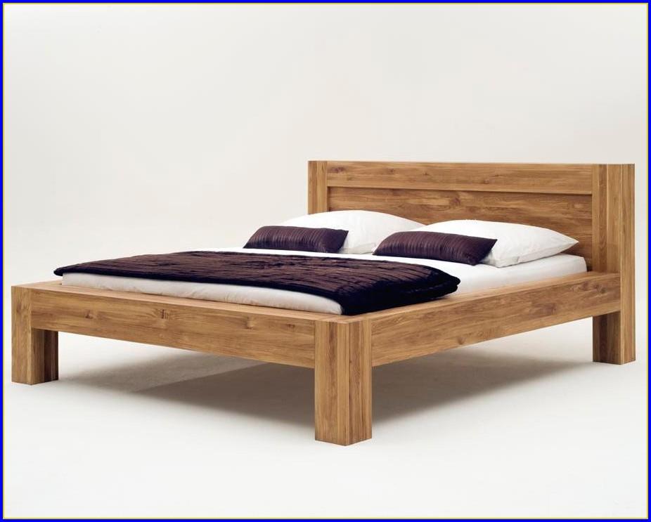 Bett Massivholz 140 X 200