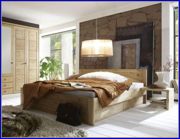 Bett Mit Bettkasten 160×200 Holz