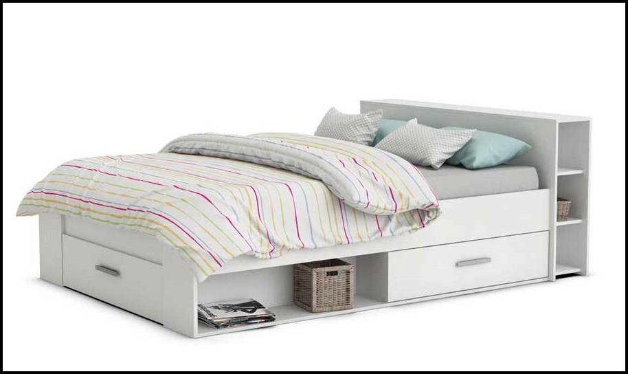Bett Mit Bettkasten 180×200 Ikea