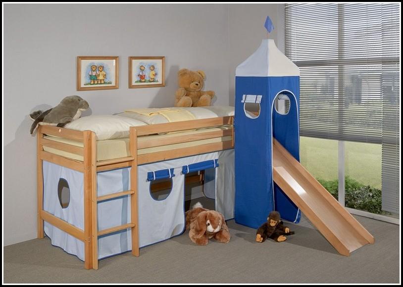 Bett Mit Rutsche Dänisches Bettenlager