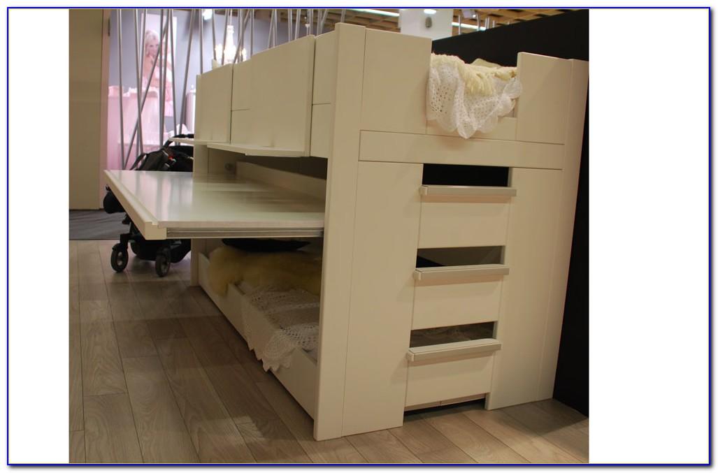 Bett Mit Schreibtisch Funktion
