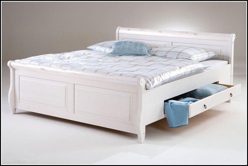 Bett Mit Schubladen 140×200 Gebraucht
