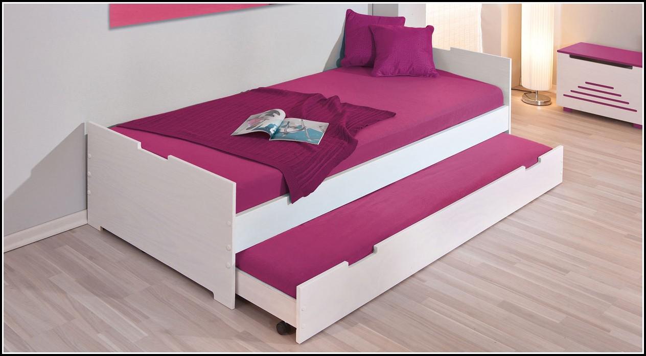 Bett Mit Unterbett Paidi
