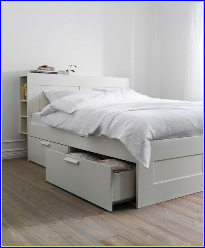 Bett Schubladen Ikea