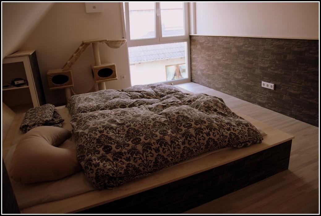 Bett Selbst Bauen Einfach