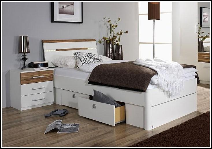 Bett Weiß 100×200 Mit Bettkasten