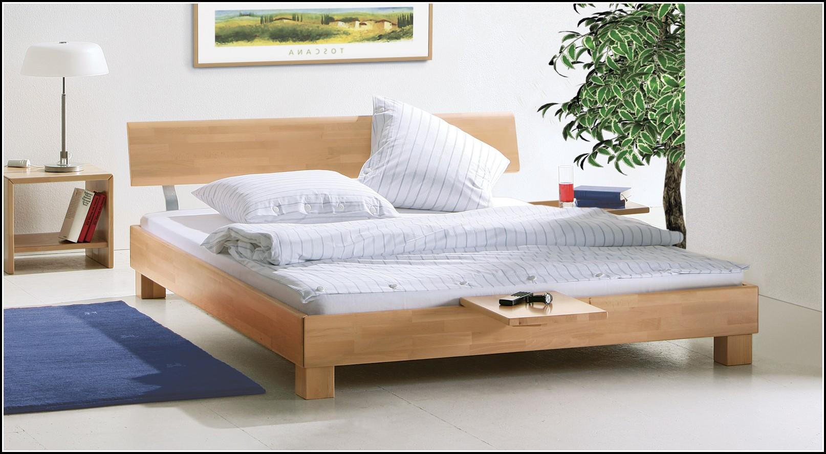 Bett Weiß 120×200 Gebraucht