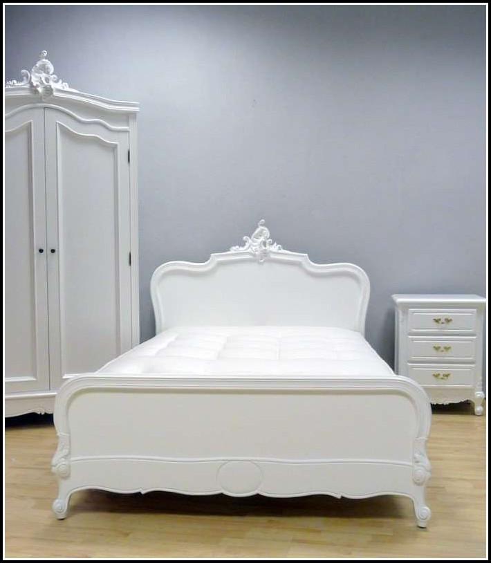 Bett Weiß 120×200 Ikea