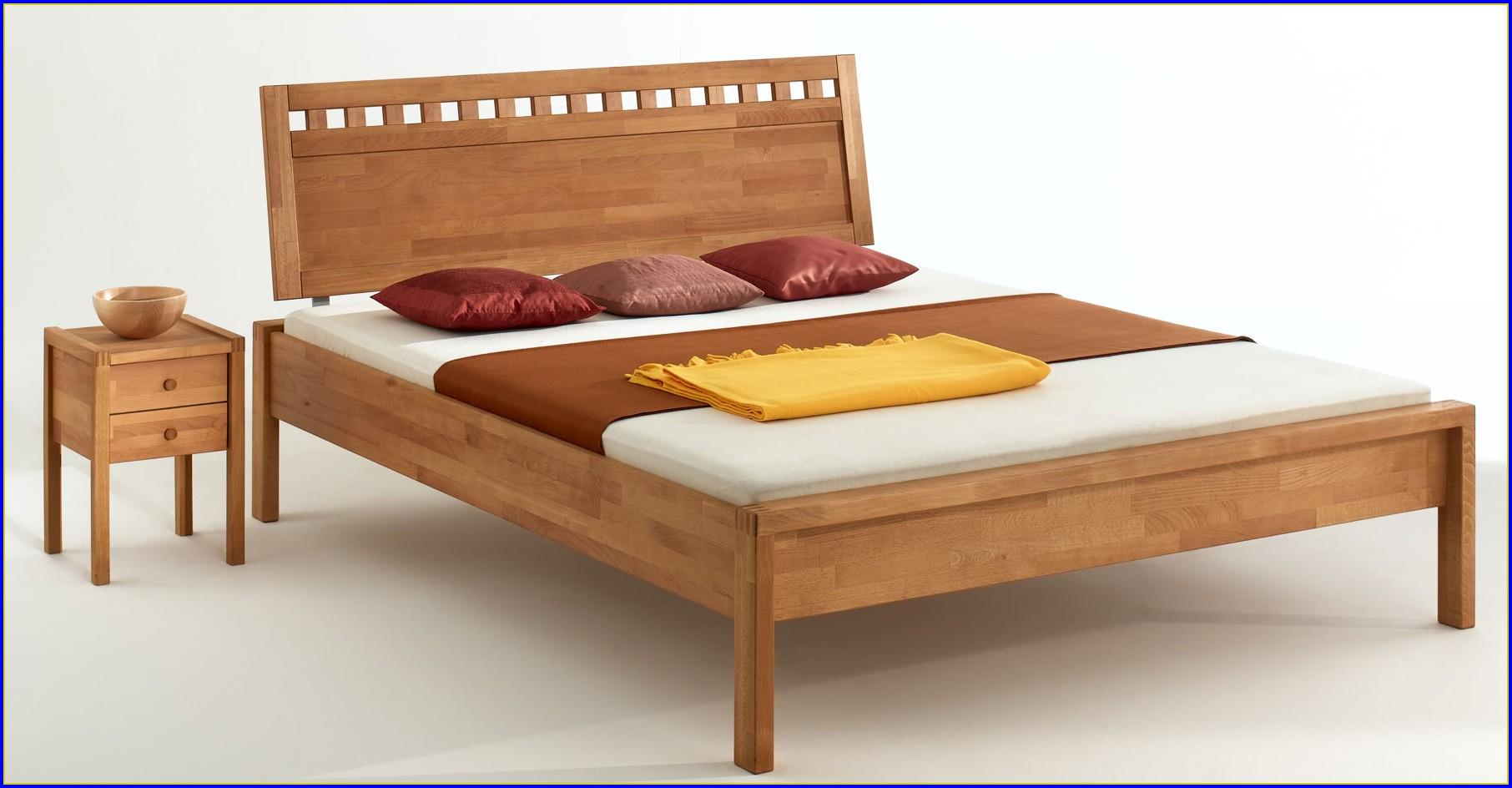 Bett Weiß 140 200